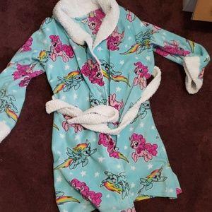 Super soft robe